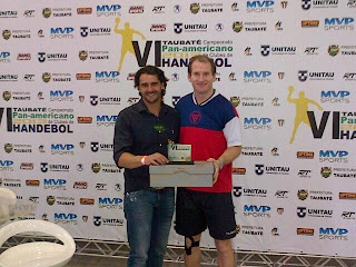Panamericano de Clubes 2013: Equipo ideal   Mundo Handball