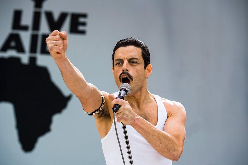 Reflexões de uma Cinéfila: Bohemian Rhapsody