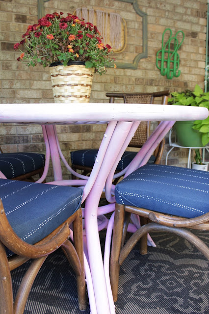 how to recover upholstered chair cushions.   House Homemade
