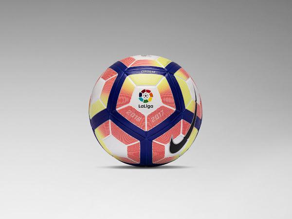 Bola Nike Orderm 4 La Liga Spain