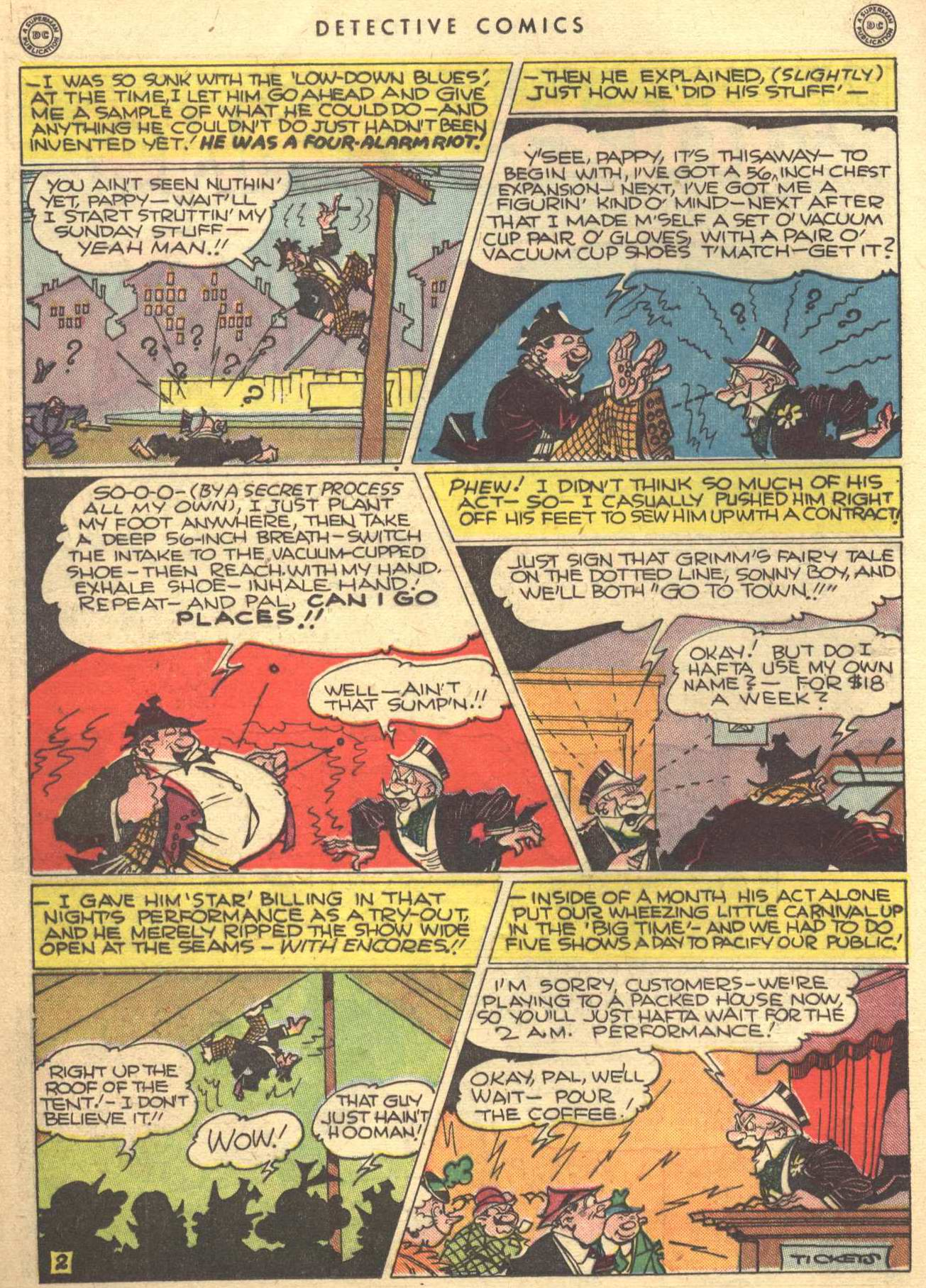 Read online Detective Comics (1937) comic -  Issue #104 - 18
