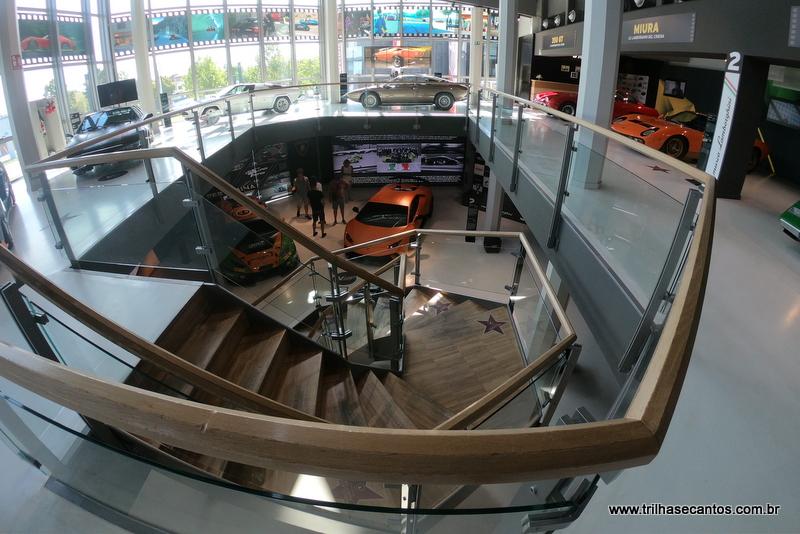 Museu Lamborghini Bologna Italia