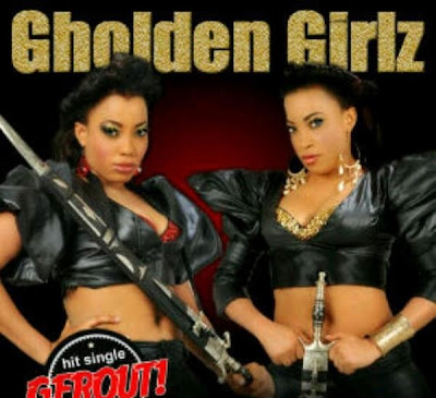 Muna Obiekwe allegedly has a baby with a twin of the Gholden Girlz musicians 2