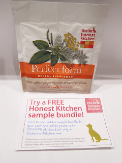 Honest Kitchen S Perfect Form Herbal Supplement