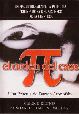 Pi: Faith in Chaos 1998 DVDR NTSC Latino
