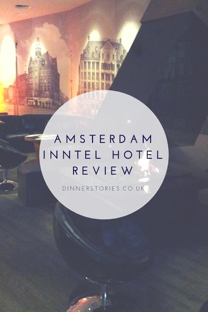 Pin: Amsterdam Inntel Hotel Review