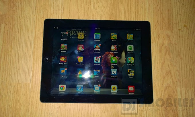 Apple iPad 4 - Review