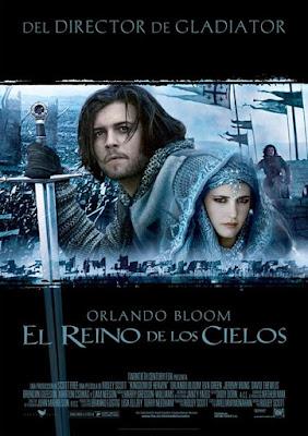 'El Reino de los Cielos', Ridley Scott
