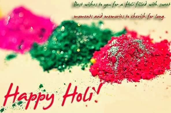 Happy Holi Wishes SMS Quotes Messages in Nepali