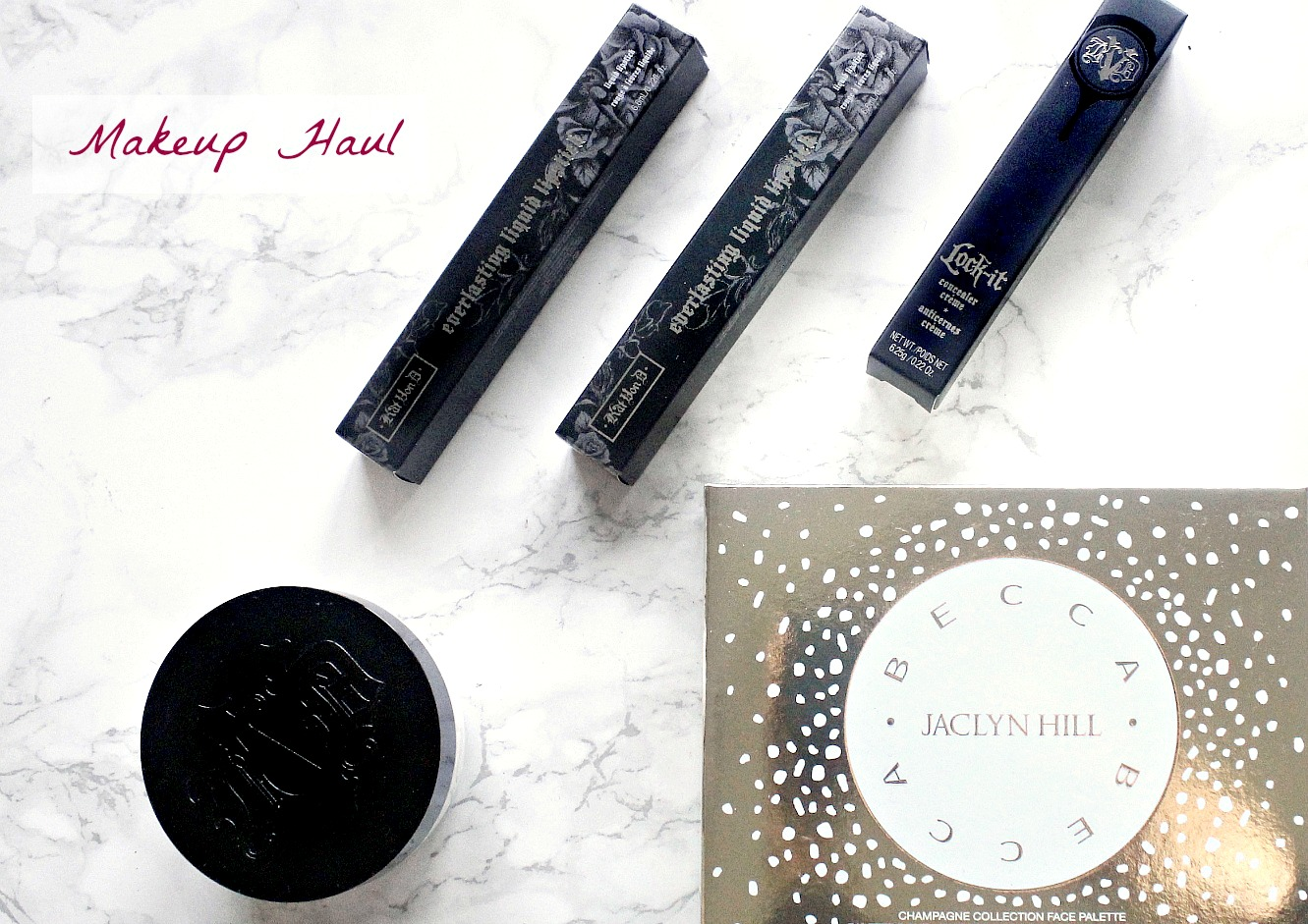becca and kat von d haul uk