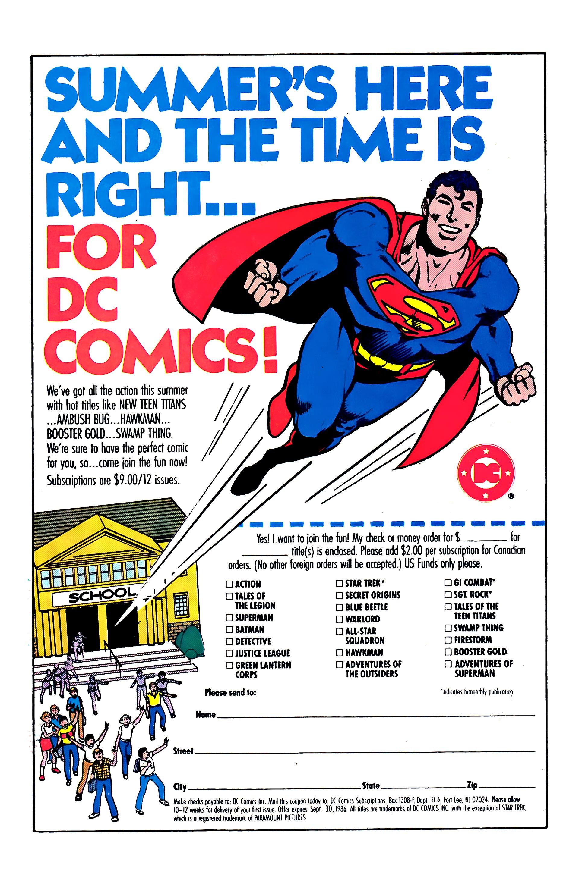 Read online Secret Origins (1986) comic -  Issue #8 - 46