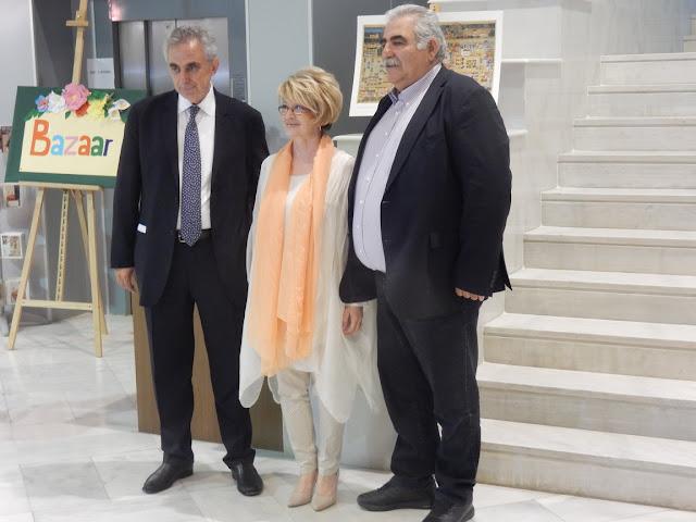 Εγκαινιάστηκε η έκθεση «Τρεις γενιές Ελληνικής Ζωγραφικής - Χαρακτικής» στη Δημοτική Πινακοθήκη Λάρισας (ΦΩΤΟ)