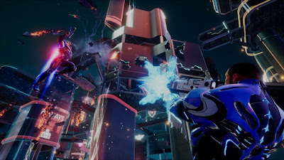 Download Game Crackdown 3 PC