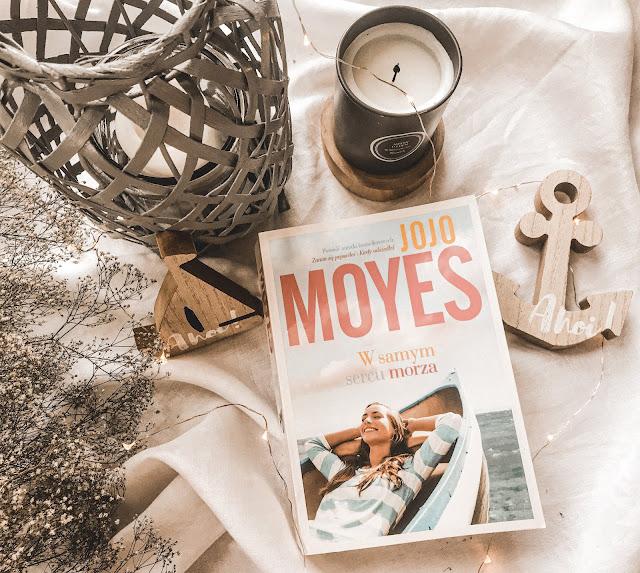 Jojo Moyes - W samym sercu morza