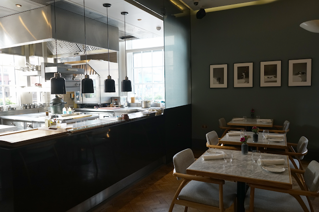 typing room restaurant at town hall hotel bethnal green london