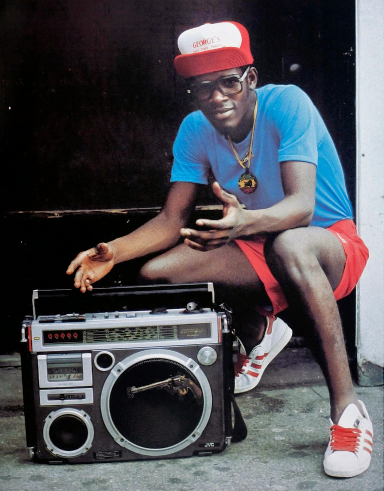 Vintage Everyday: New York's Hip-Hop Scene From The 1980s