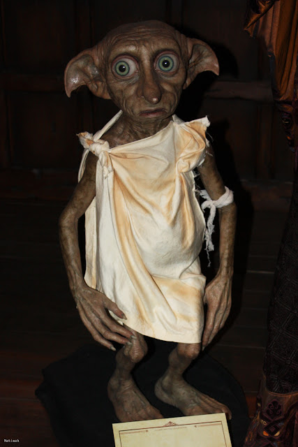 Dobby, l'elfe
