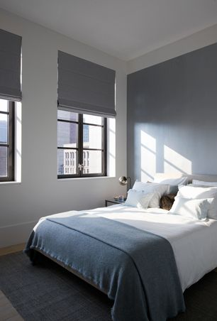 Modern luxury bedroom minimal sophisticated interior design by Piet Boon