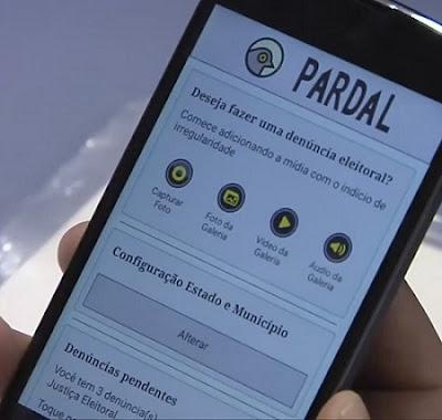 """Sistema online da Justiça Eleitoral """"Pardal"""" recebeu 209 denúncias"""