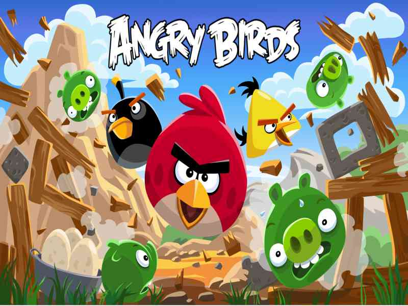 Download angry birds setup file for pc for free (Windows)