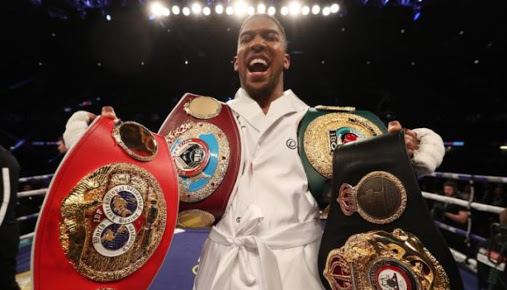 How Anthony Joshua defeated Parker in style
