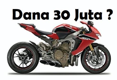 Asumsi Motor Sport Dana 30 Juta