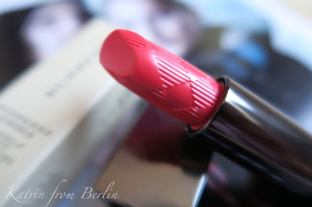 Burberry Kisses Light Crimson #49 review and swatch