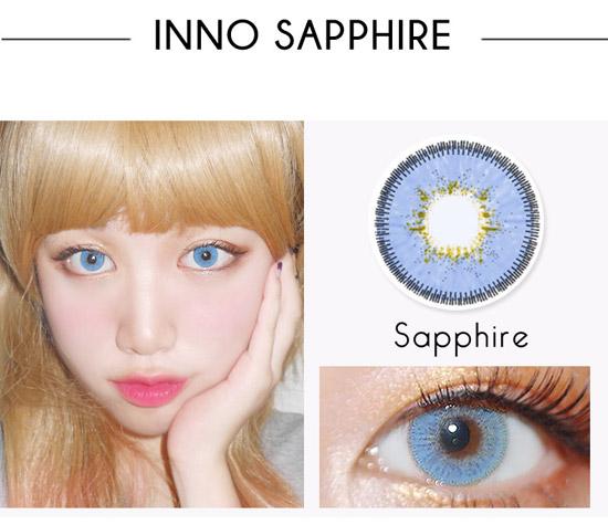 Innovision /Inno Color 3-Tone Luxury (Big) sapphire