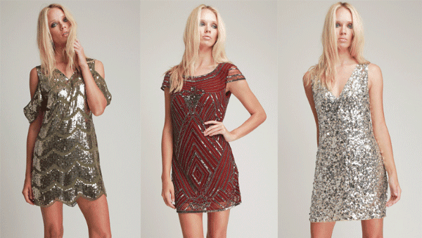 Cocktails And Sequins - My 4 Favorite Walter Baker Dresses For New Year's Eve  www.toyastales.blogspot.com