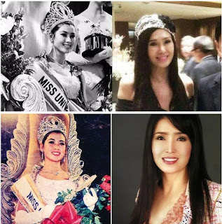Miss Universe 1965 Selepas 51 Tahun, Wajahnya Masih Menawan