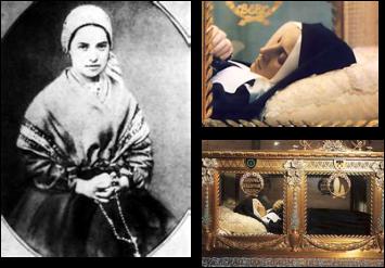 TradCatKnight: Saint Bernadette of Lourdes