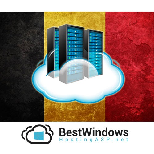 Best and Cheap Windows Cloud Hosting in Belgium