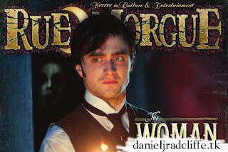 Scans: Rue Morgue magazine (Canada)