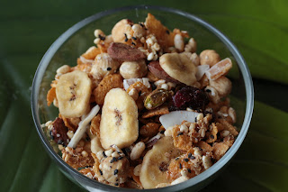 granola gluten free, muesli senza glutine