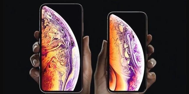 Apple revela iPhone Xs, Xs Max y Xr
