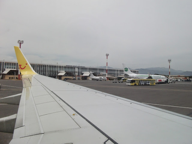 Heraklion Flughafen auf Kreta