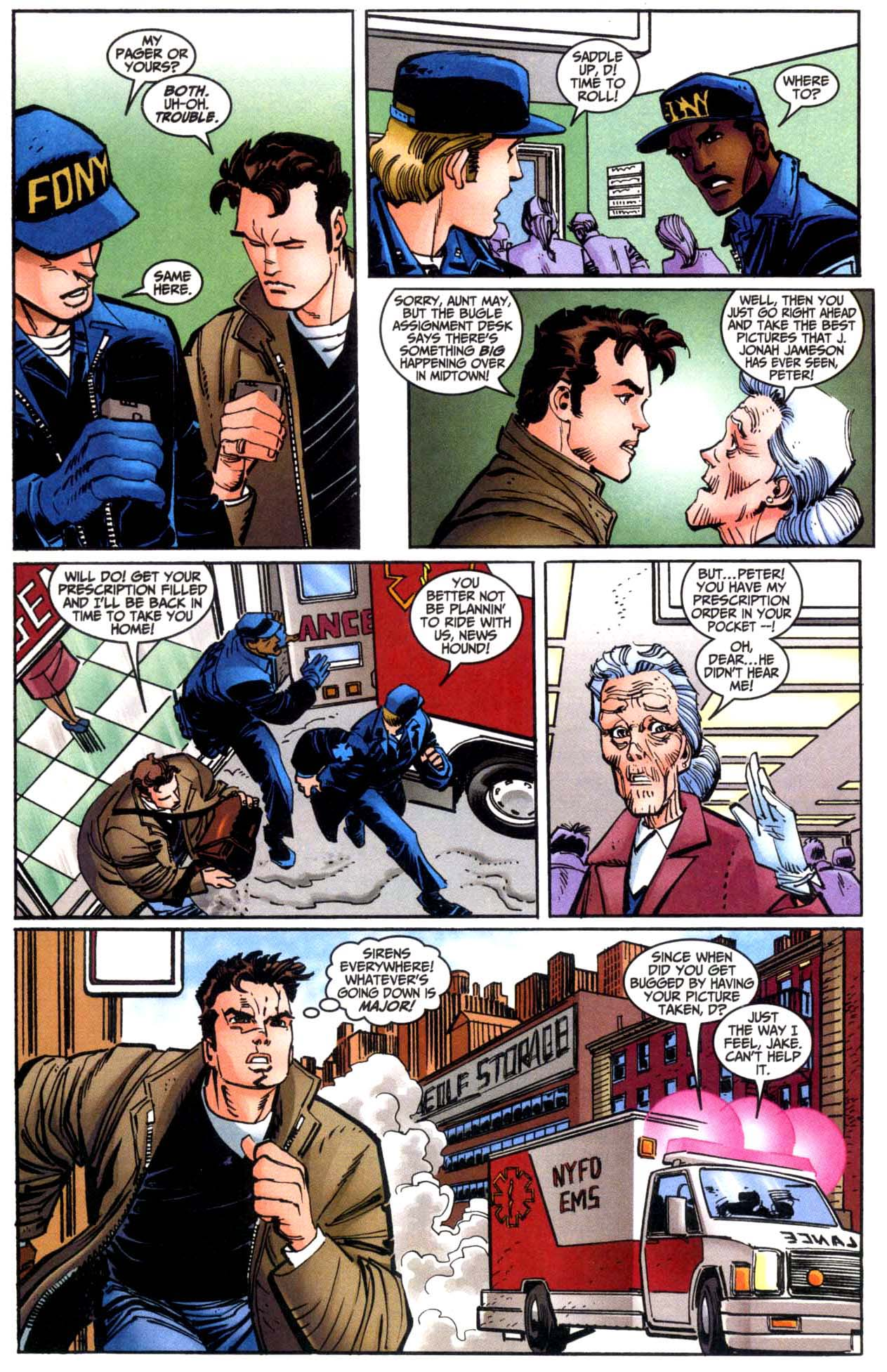 Thor (1998) Issue #8 #9 - English 12