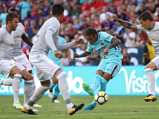 Masa depan Neymar di Barcelona terus menjadi spekulasi