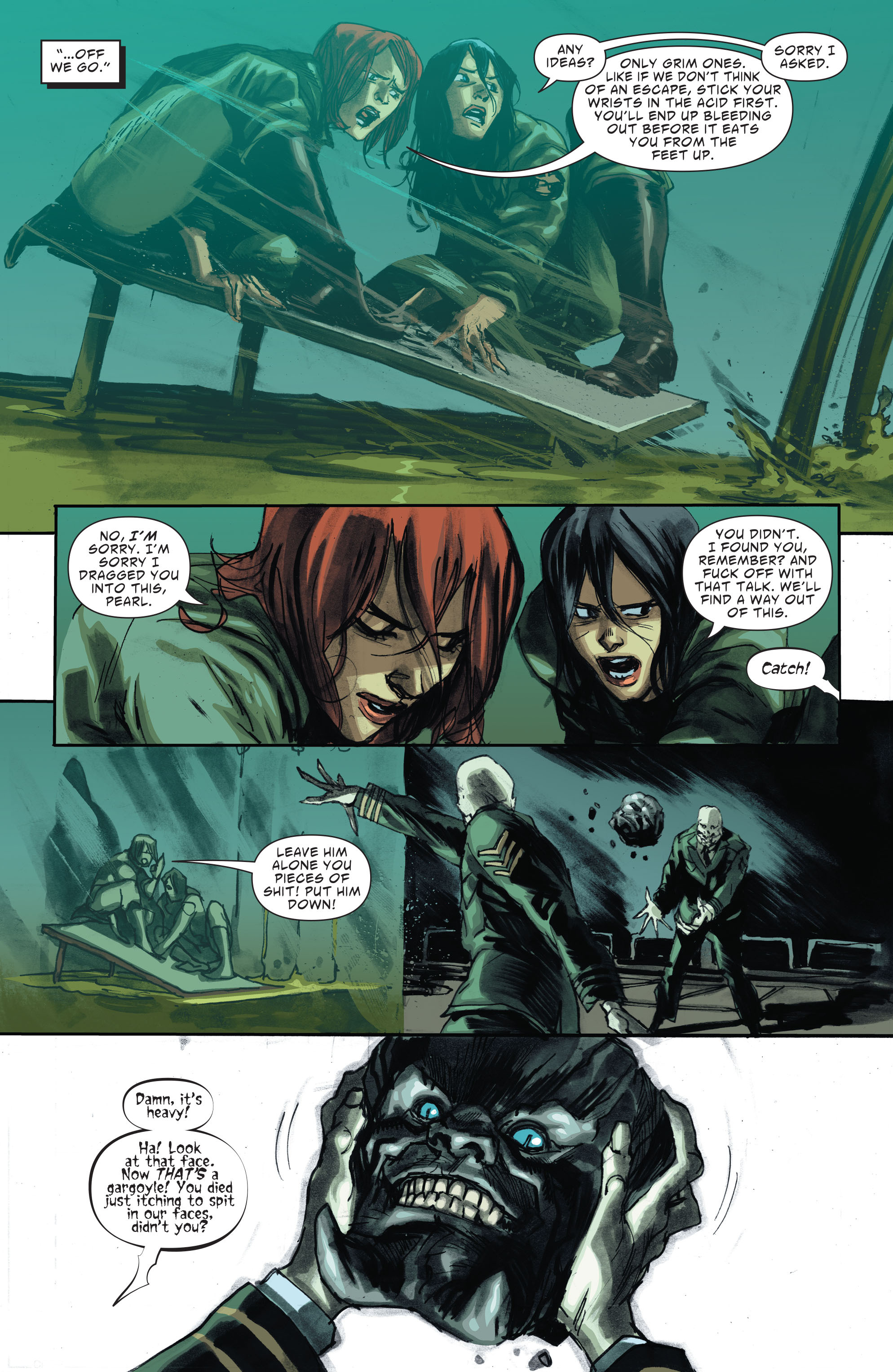 Read online American Vampire: Second Cycle comic -  Issue #9 - 16