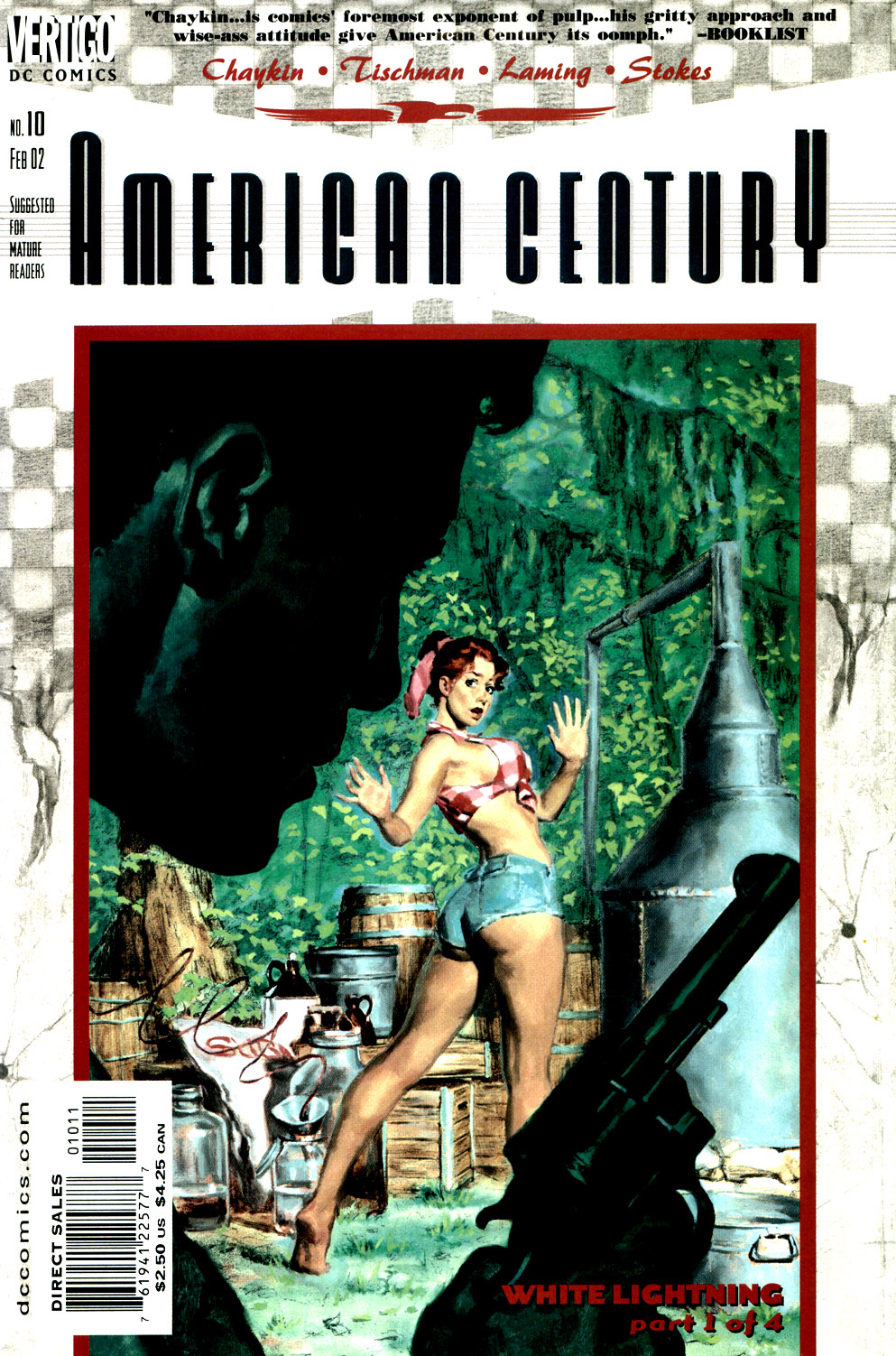 Read online American Century comic -  Issue #10 - 1