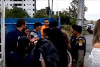 Governador da Paraíba manda afastar Policial que deu tapa em estudante. Veja o vídeo!