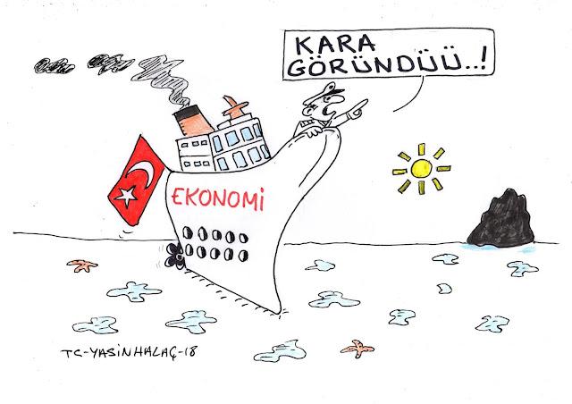 türkiye ekonomisi karikatür