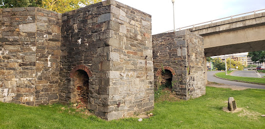 Kilns and Cannons - Exploring DC's Not So Hidden Past