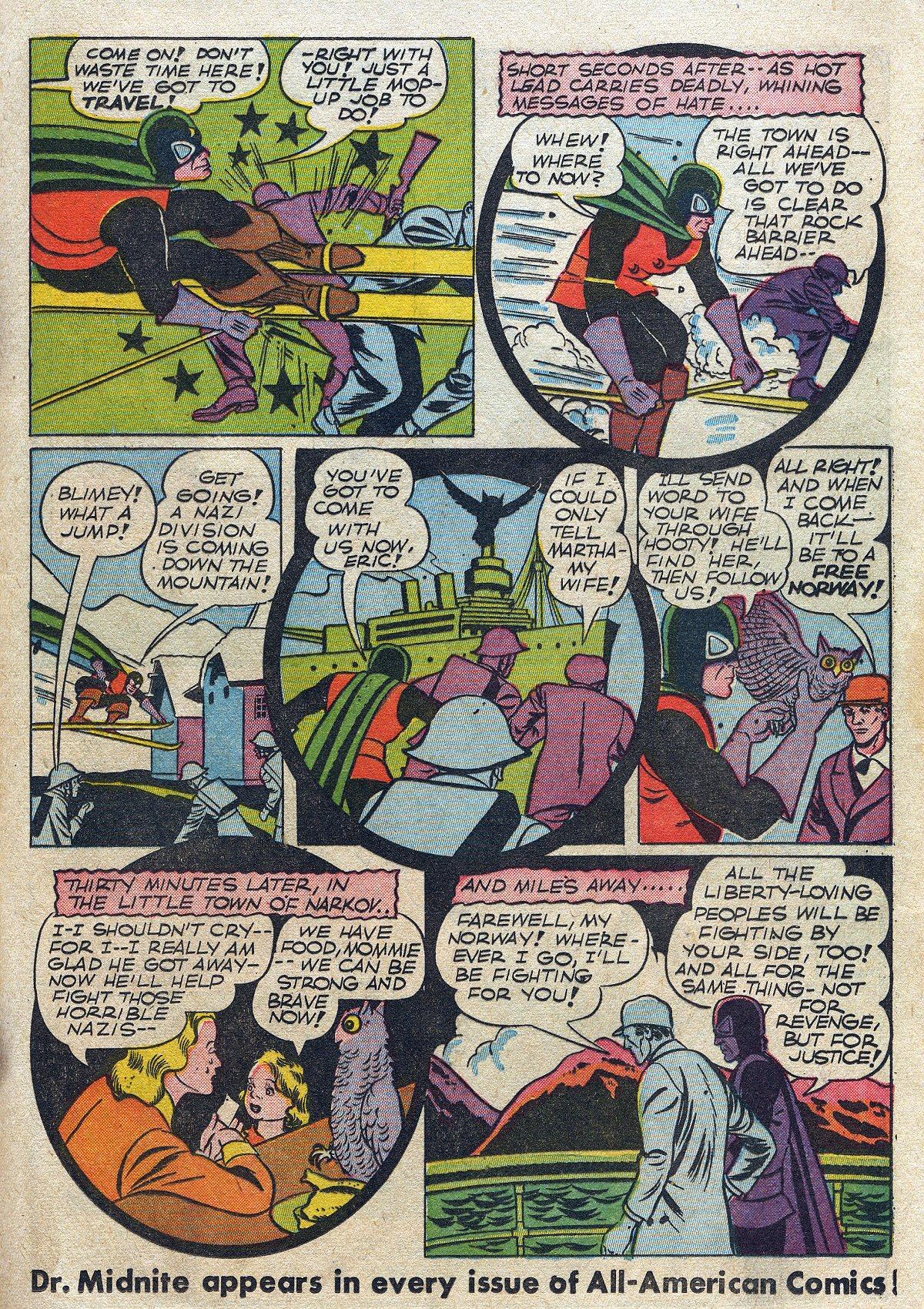 Read online All-Star Comics comic -  Issue #14 - 40