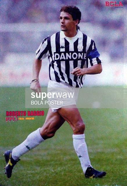 Roberto Baggio (Juventus 1993)
