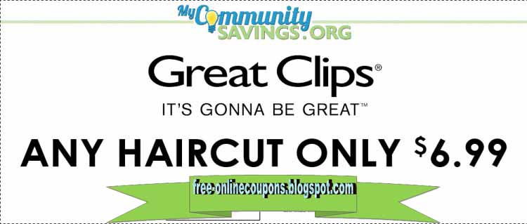 picture relating to Great Clips Printable Coupons titled Outstanding clips discount codes 2019 printable