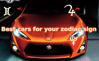 Car Horoscope how To Choose A Car According To The Zodiac Sign