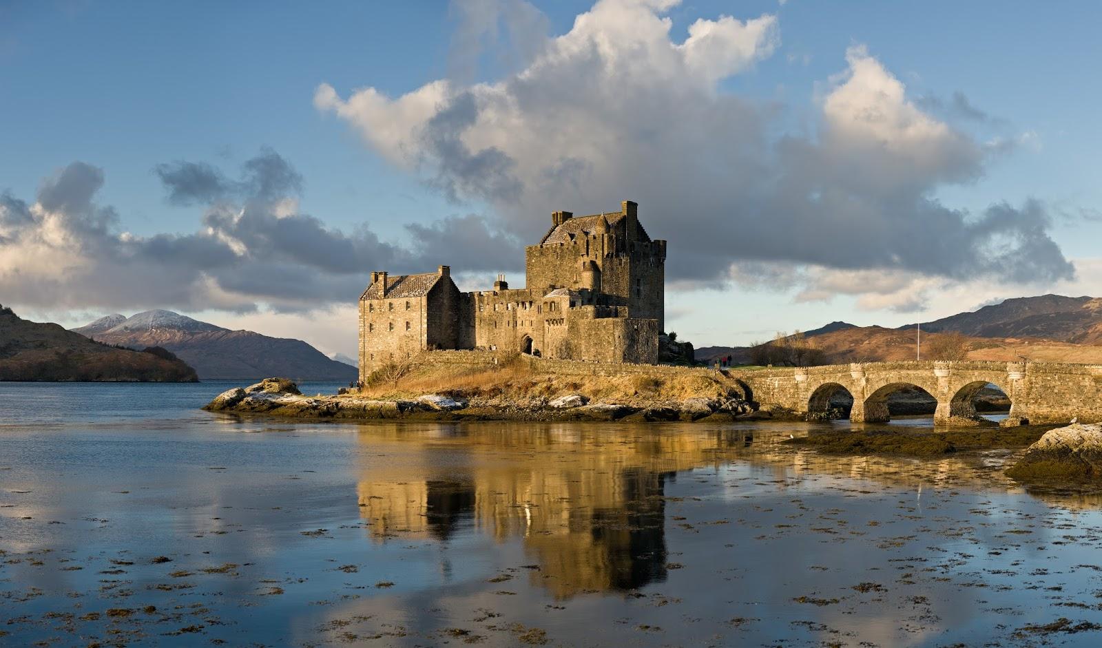 Najbolje mjesto za upoznavanje Škotska