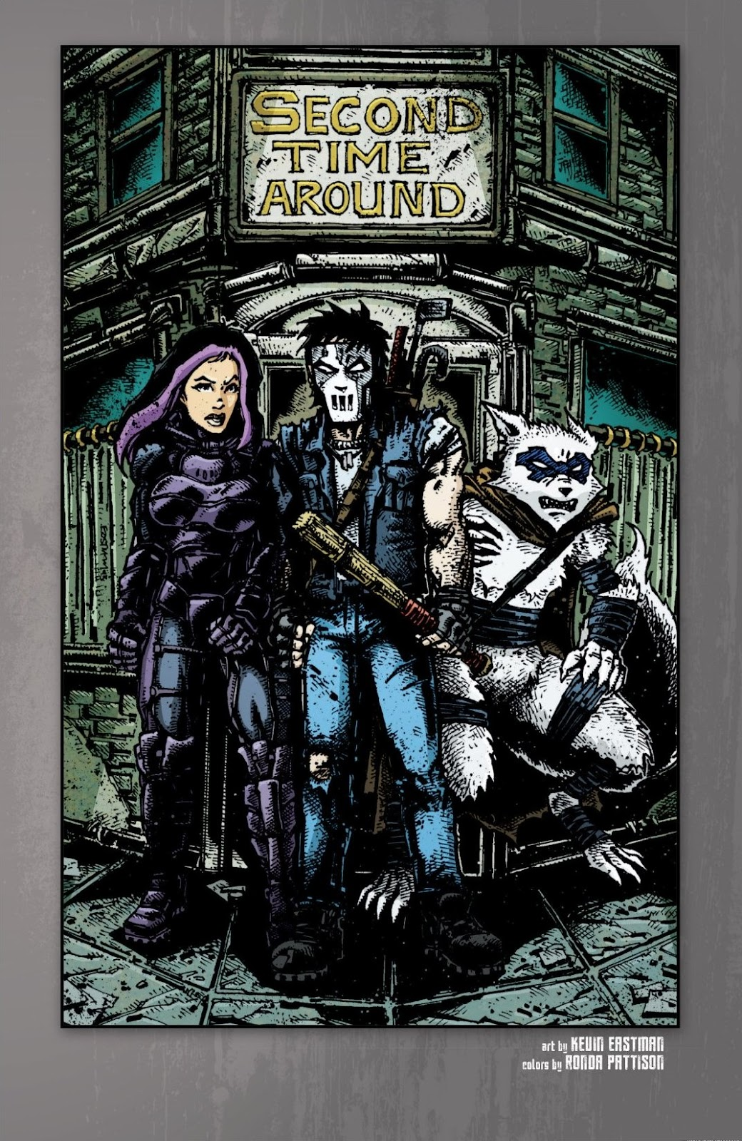 Read online Teenage Mutant Ninja Turtles: The IDW Collection comic -  Issue # TPB 6 (Part 2) - 47