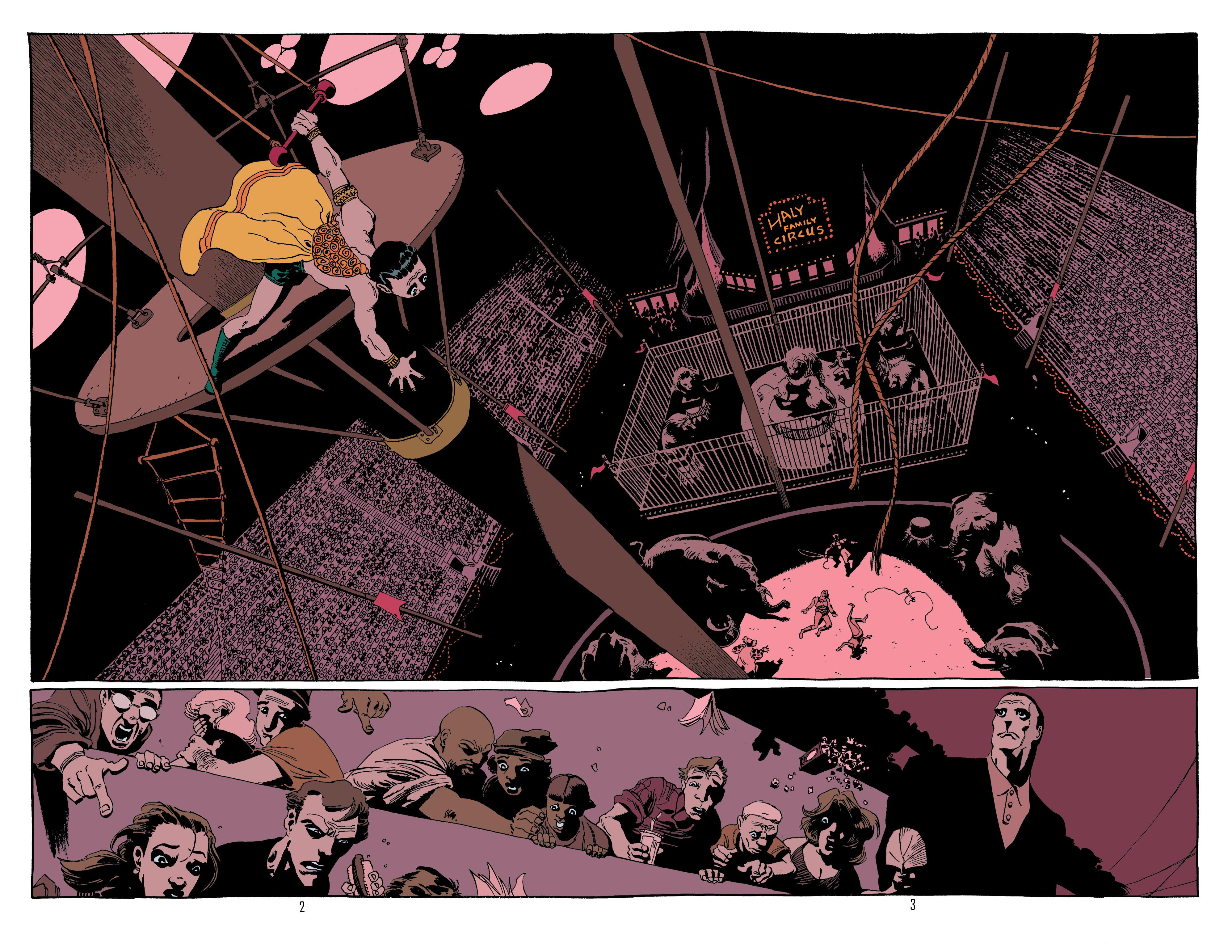 Batman: Dark Victory (1999) 9 Page 4